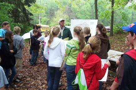 Mississippi Game  Fish on County Middle School Envirothon Held At Littlestown Fish And Game